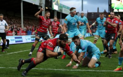 Gloucester Rugby v Worcester Warriors | Friday 20th Dec